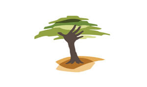 Tree offset