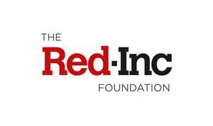The Red-Inc Foundation logo