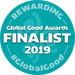 Global Good Awards Finalists Logo