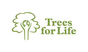 Trees for Life logo