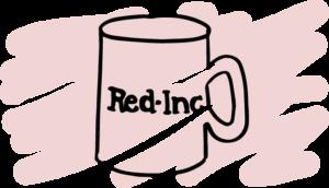 Branded merchandise mug icon
