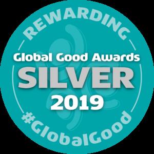 Global Good Silver Award 2019 logo
