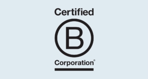 Red-Inc B Corp stationery